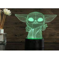 Lámpara 3D Star Wars para...
