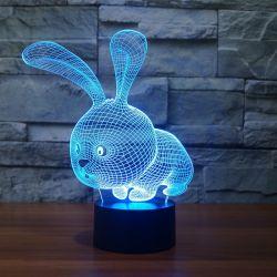 Lampara Infantil LED con...