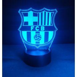Lámpara Escudo Fútbol Club Barcelona