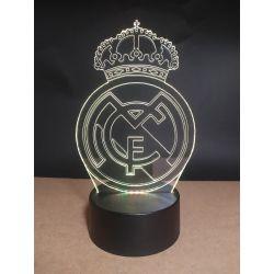 Lámpara Escudo Real Madrid