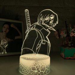 Lámpara LED 3D Itachi...